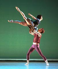 Divers - Georges Balanchine Mm3LAllegrolift